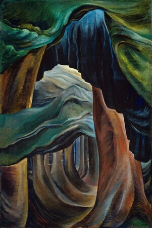 Forest: Emily Carr