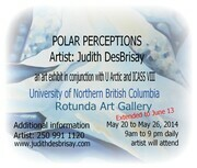 Polar Perceptions art exhibit