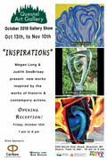Inspirations invitation