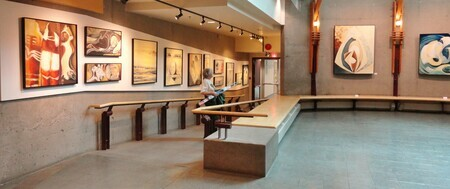 Polar Perceptions at UNBC's Rotunda Art Gallery